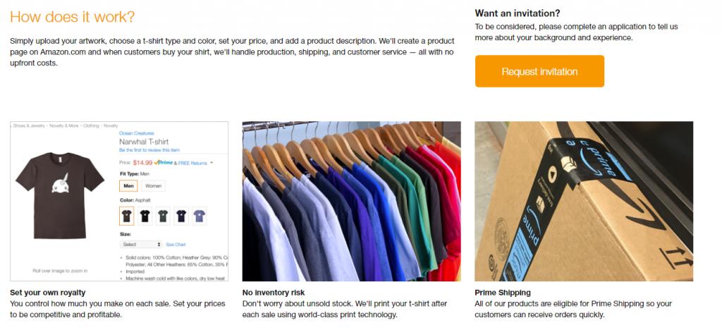 New Side Hustle: Merch by Amazon - AcceleratedFI
