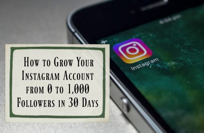growing instagram followers with follow unfollow method